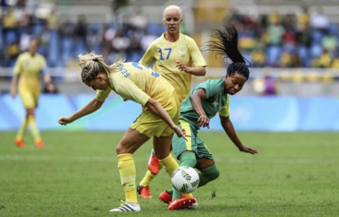 Jermaine Seoposenwe will have to draw on her World Cup experience to keep a level head.