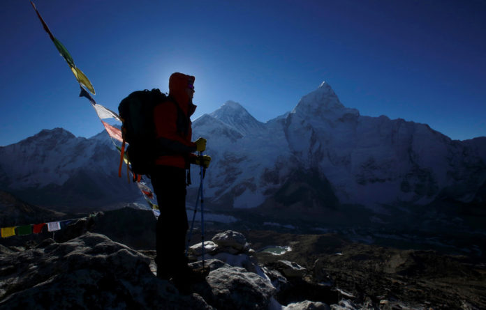 The Everest boom has made mountaineering a lucrative business since Sir Edmund Hillary and Sherpa Tenzing Norgay made the first ascent in 1953.