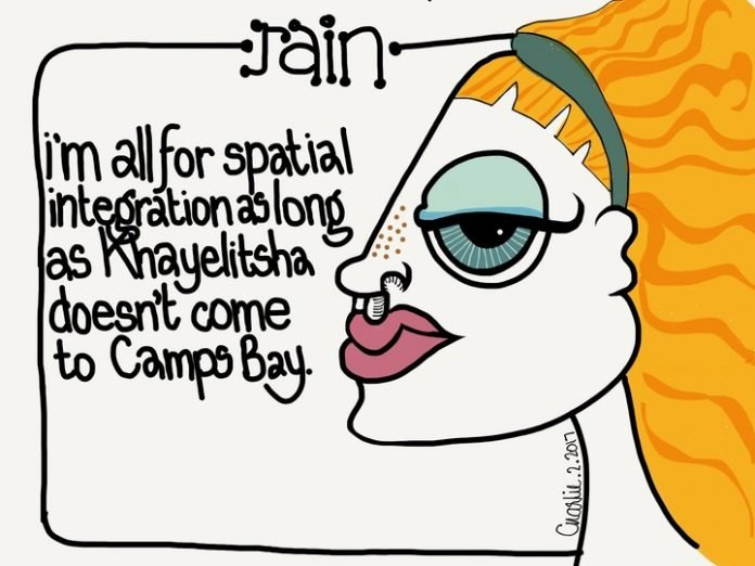 Zapiro: Not in my Camps Bay