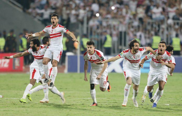 Zamalek's Tarek Hamed