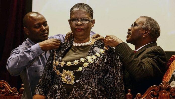 Durban mayor 'a law unto herself'