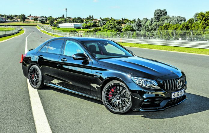 The 2019 Merc C 63 S AMG is a feast for tech junkies