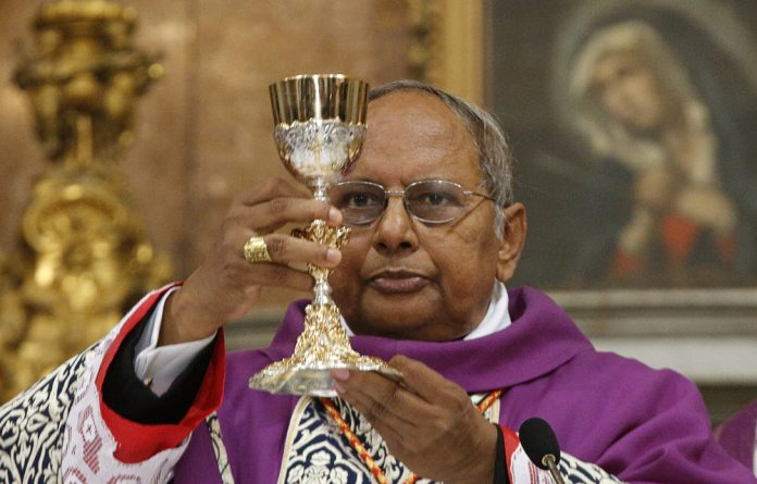 The archbishop of Colombo