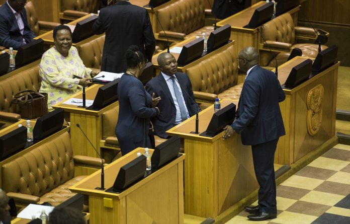 It is unclear when Mabuza will be meeting the integrity commission or when his swearing in has been postponed to.