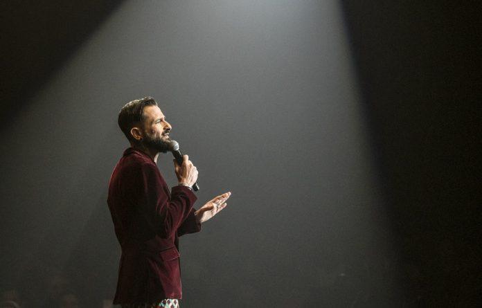 Subversion: Comedian John Vlismas's new show