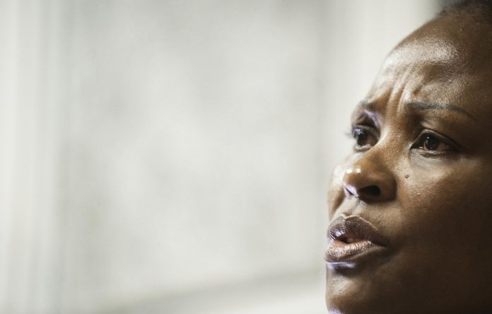 Mkhwebane's initial report made no findings against former Free State Premier and now ANC secretary general Ace Magashule