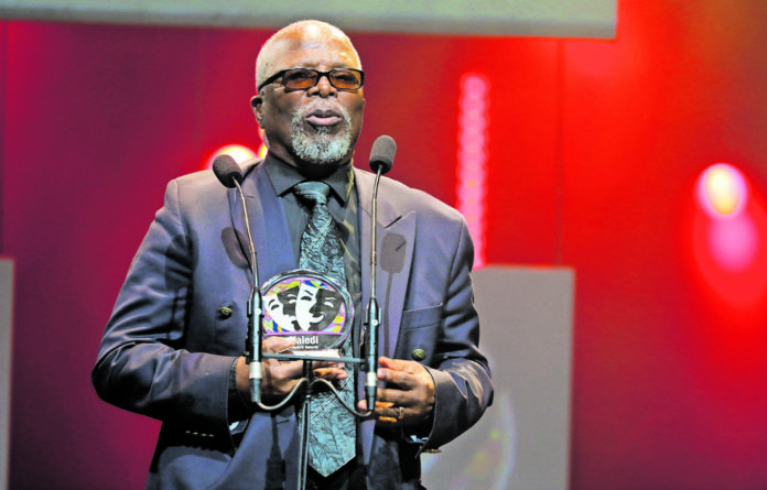 Actor John Kani is living proof that is is possible to build a successful career as a performance artist