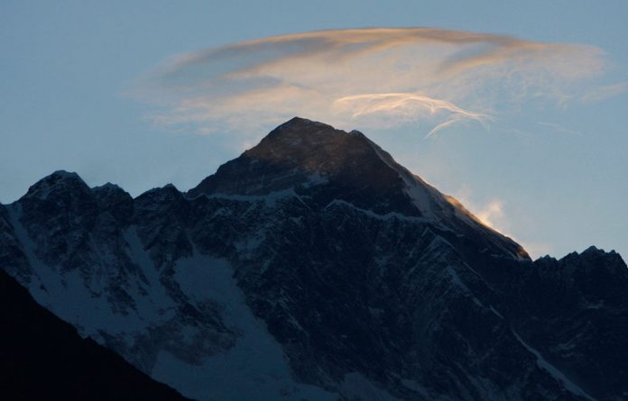Many Himalayan mountains -- including Everest -- are at peak climbing season
