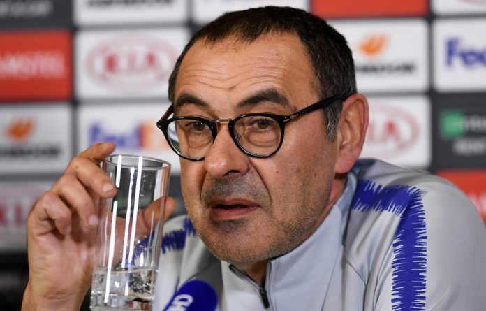 Maurizio Sarri will have a lot to think about as his side faces a two window transfer ban.