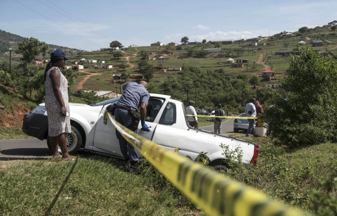 """ANC spokesperson Nomagugu Simelane-Zulu said that the party was """"worried"""" about the latest killing."""