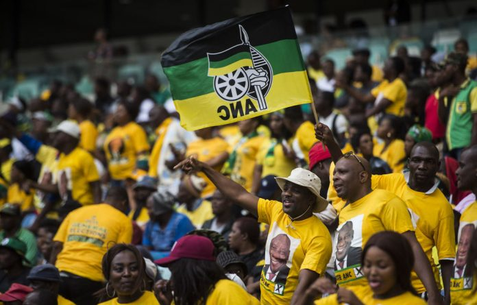 The ANC selected premiers after its election win.