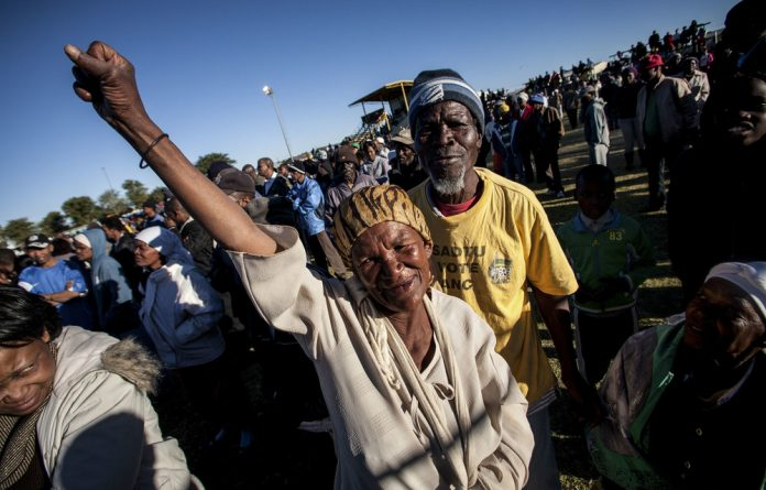 ANC or nothing: In the Northern Cape