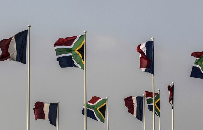 Immigration applications are submitted to South Africa's 124 foreign missions