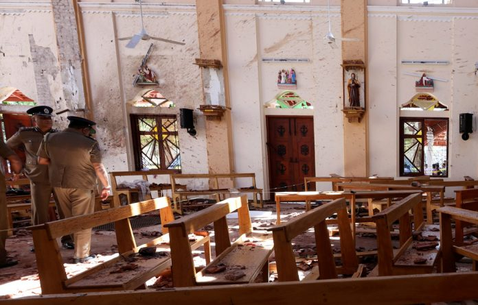 Sri Lanka's St Sebastian Catholic Church was the subject of Easter attacks which have caused tension in the country.