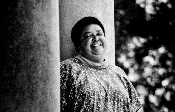 Distinguished: Novelist Bessie Head was also an accomplished journalist. This work
