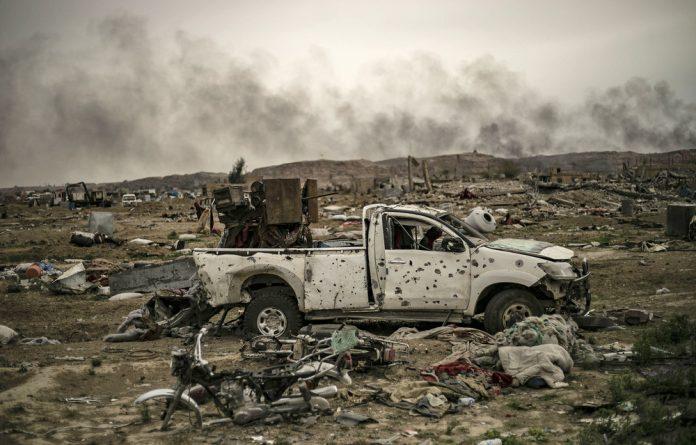 Syria's Deir ez-Zor province