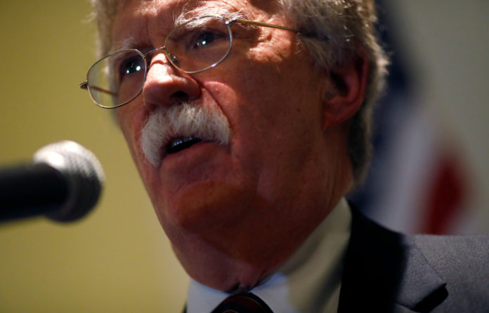 North Korea slammed US National Security Advisor John Bolton on Monday