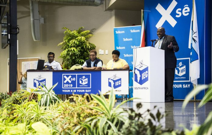 IEC audit may delay the release of election results.