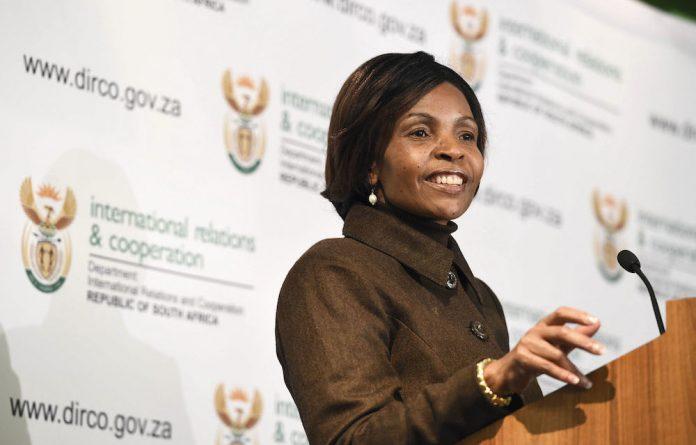 Minister in the Presidency for Women