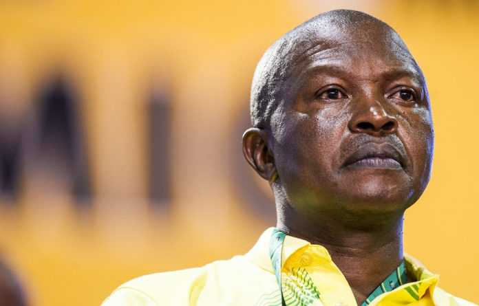 David Mabuza's integrity commission appearance laid bare the nature of the office of the secretary general.
