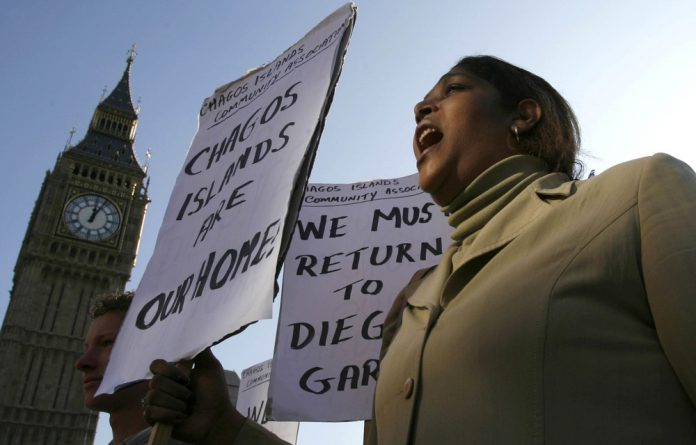 Britain cut off the Chagos islands from Mauritius before granting it independence in 1968 and evicted the entire population of islanders.