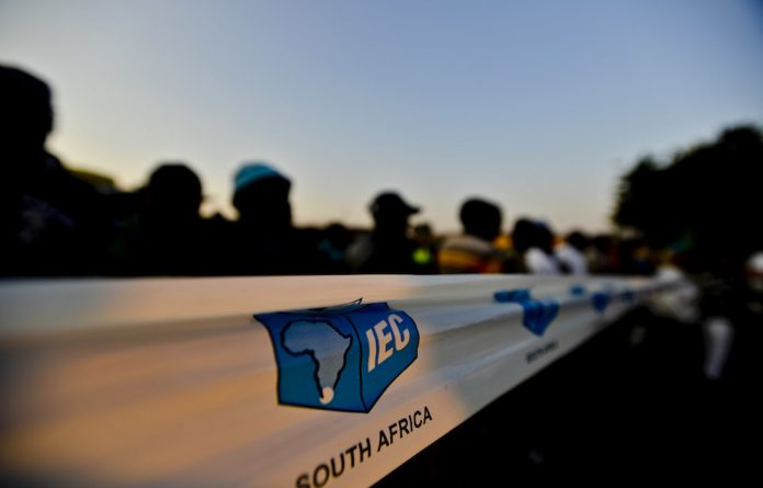 Many young South Africans are unwilling to exercise their right to vote.