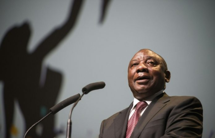 President Cyril Ramaphosa will announce his Cabinet on Wednesday evening.
