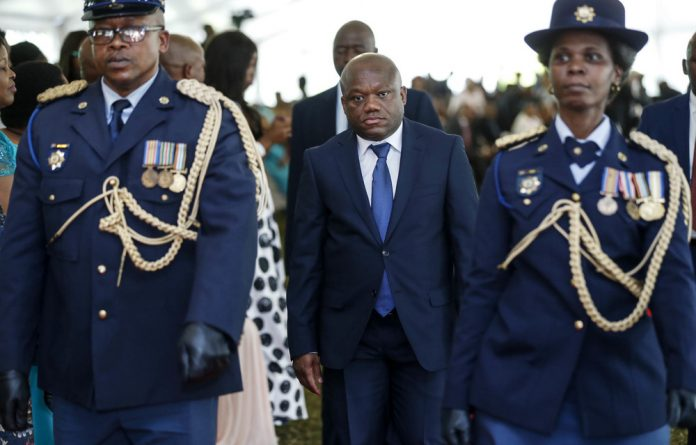 Premier of KwaZulu-Natal Sihle Zikalala