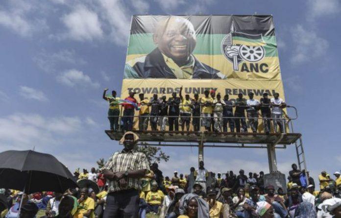 Read Cyril Ramaphosa's address at the Siyanqoba rally at Ellis Park stadium.