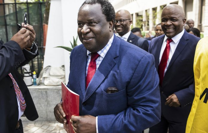 Finance Minister Tito Mboweni has to balance the demands of a power utility that is struggling to keep the lights on with the need to stabilise the nation's debt.