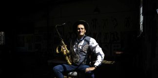 One with the mix: George Sax