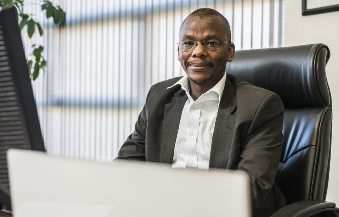 Narrowing the scope: Competition commissioner Tembinkosi Bonakele.