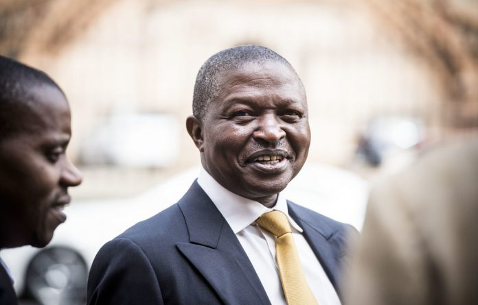 Deputy President David Mabuza seems to have the upper hand in the ANC's ongoing factional battles.