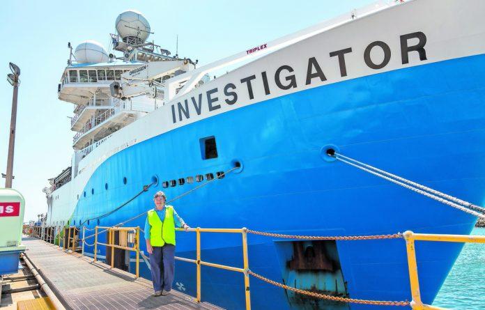 Professor Lynnath Beckley and Investigator