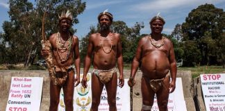 The Traditional and Khoi-San Leadership Bill recognises the Khoi-San as people worthy of legislative protection.