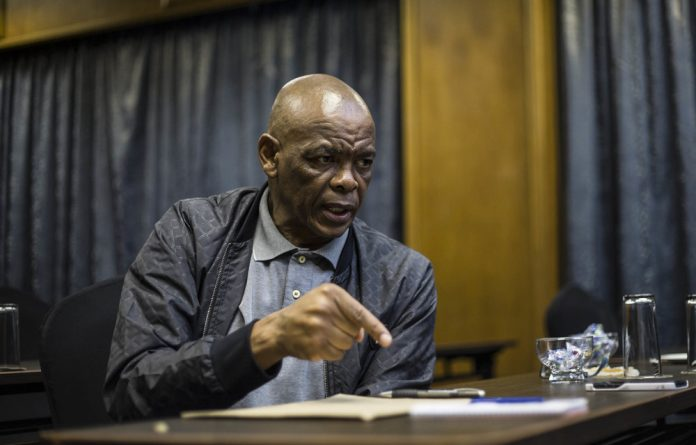 Cop-out: ANC secretary general Ace Magashule wants the Reserve Bank to bail out crippled parastatals rather than to ensure they function properly.