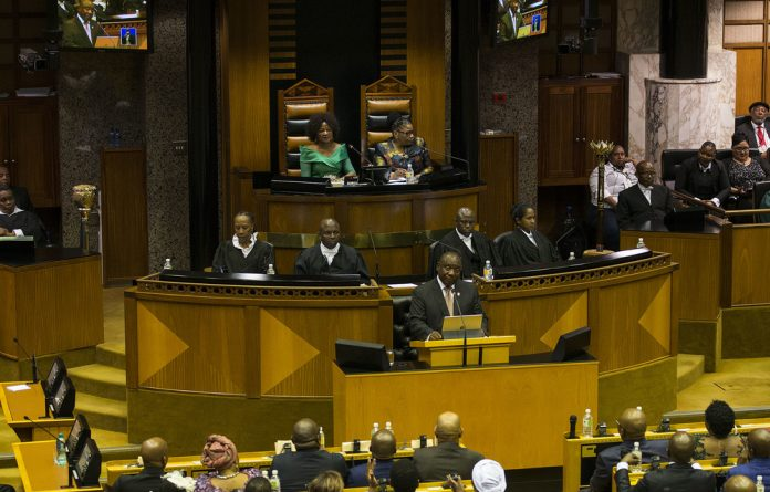 President Cyril Ramaphosa will deliver the State of the Nation address on Thursday.