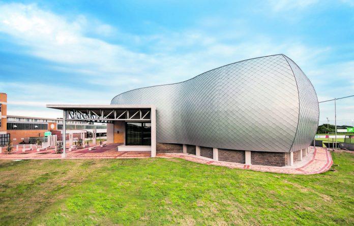 Nelson Mandela University's Faculty of Engineering building Phase I