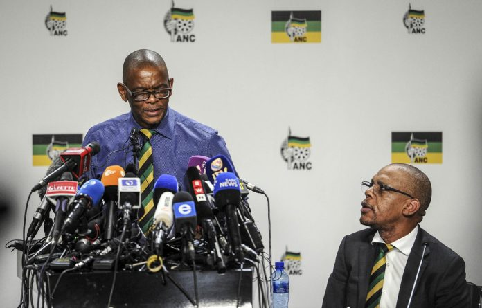 Puzzled: Spokesperson Pule Mabe