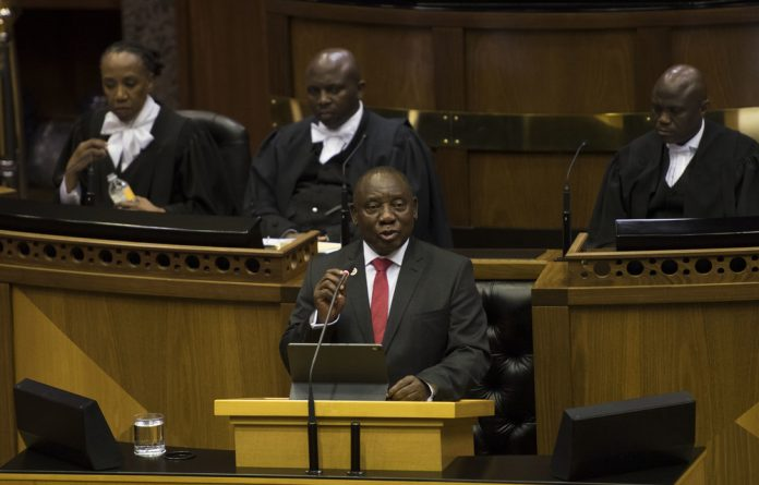 President Cyril Ramaphosa's speech was more aspirational than it was practical.