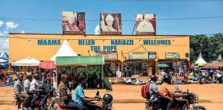 Walking Uganda's martyrs' route