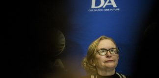 Helen Zille is at the fore of pushing the 'black privilege' narrative