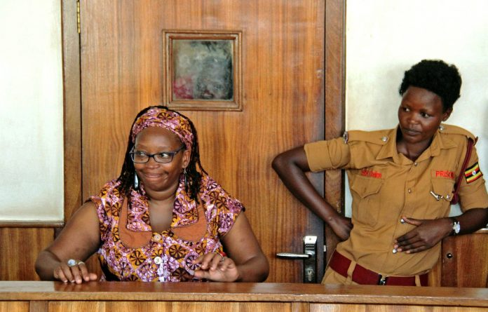 Dr Nyanzi remains incarcerated to this day in Luzira Women's Prison.