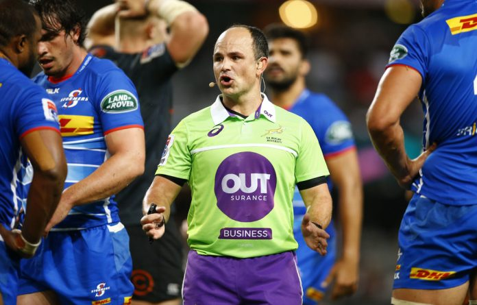 One and only: Jaco Peyper