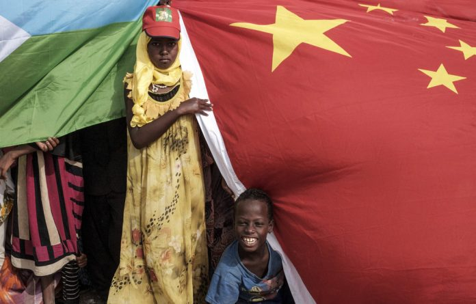 China is using both economic and soft power to establish its conquest of the continent