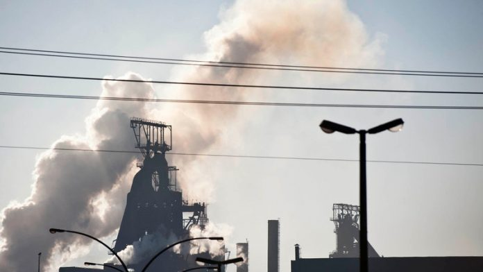 ArcelorMittal facing criminal charges for alleged breach of pollution licence