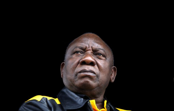 President Cyril Ramaphosa has submitted a response to Public Protector Busisiwe Mkhwebane.