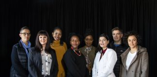 The Wits Communications team: Erna van Wyk