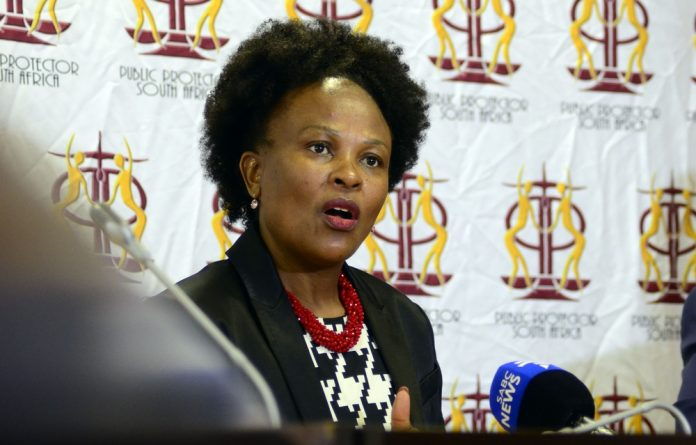Public Protector Busisiwe Mkhwebane released her report on the multimillion-rand Vrede Dairy Project — initiated by the Free State government in 2012 as part of its efforts to boost the province's agricultural economy — in February last year.