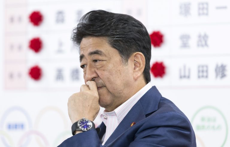 Japan's Abe warns conflict with Iran impacts entire world